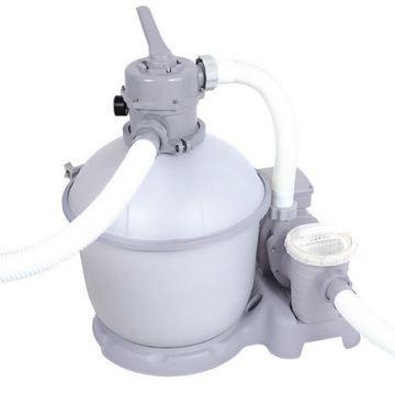 Picture of Pompa filtro sabbia per piscine