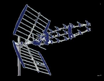 Immagine di Antenna direttiva alto guadagno