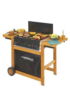 Picture of Barbecue gas Adelaide 3 Wood Refresh