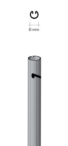 Picture of Palo tutore zincato 6 mm (H 1,20)