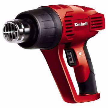 Picture of Pistola termica sverniciatore Einhell TH-HA 2000/1 2000W valigetta e accessori